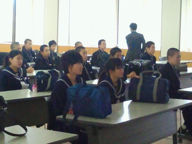 国際教養大学キャンパスツアー